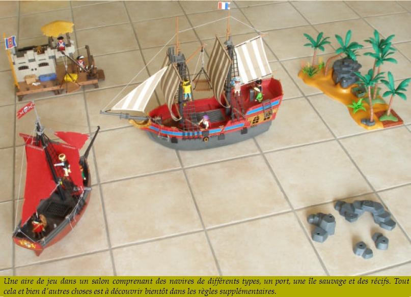 [Playmobil] : Wargame Naval - Playmoflotte 12